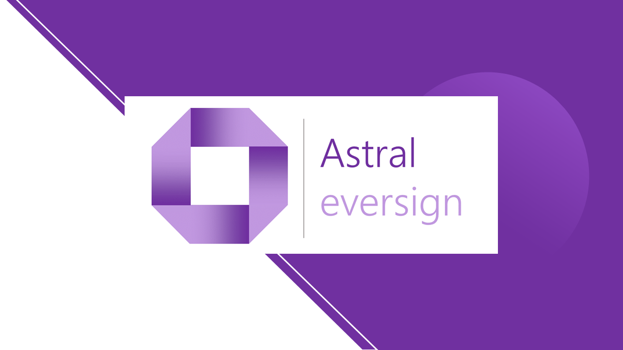 Astral eversign